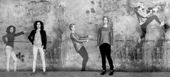 SOSIAL ENTREPRENØR: lyk-z & døtre as arbeider for å forhindre varig utenforskap blant unge.
