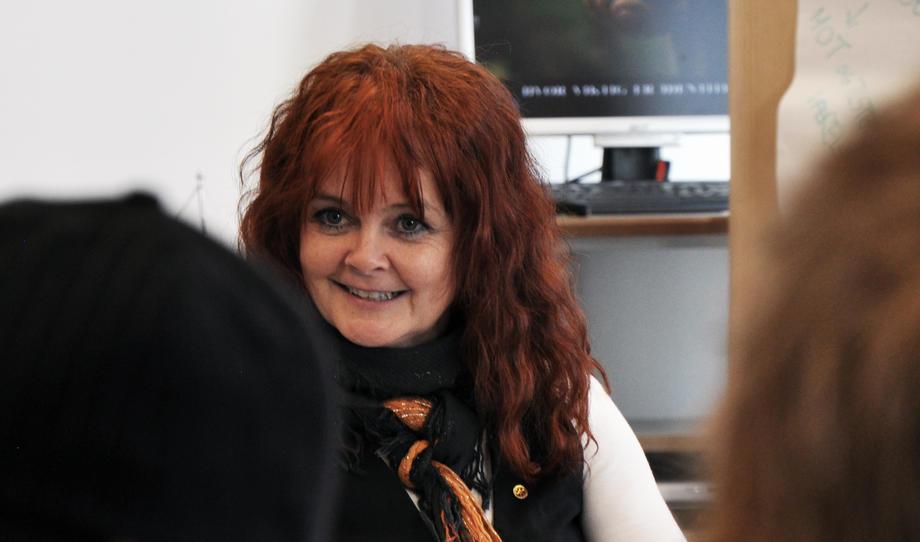 GRÜNDER: Ingeborg Lykseth er gründer og daglig leder i lyk-z & døtre FOTO: lyk-z & døtre as