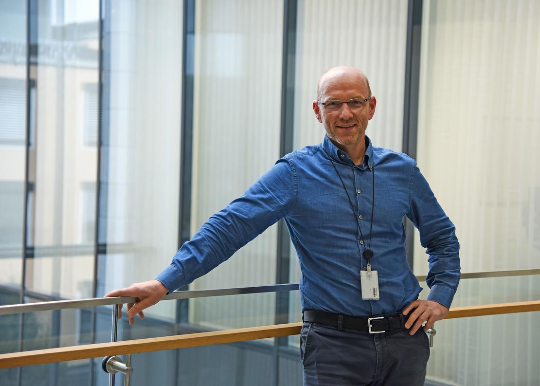 Bilde: Investeringsdirektør Robert Olsen er valgt til styreleder i Fjordkraft AS. Foto: Bjørn Harry Schønhaug