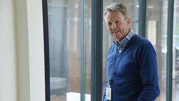ENGASJERT: Som nyvalgt leder i NHO Telemark har konsernsjef Knut Barland et sterkt engasjement for utvikling av næringslivet i regionen.  FOTO: BJØRN HARRY SCHØNHAUG
