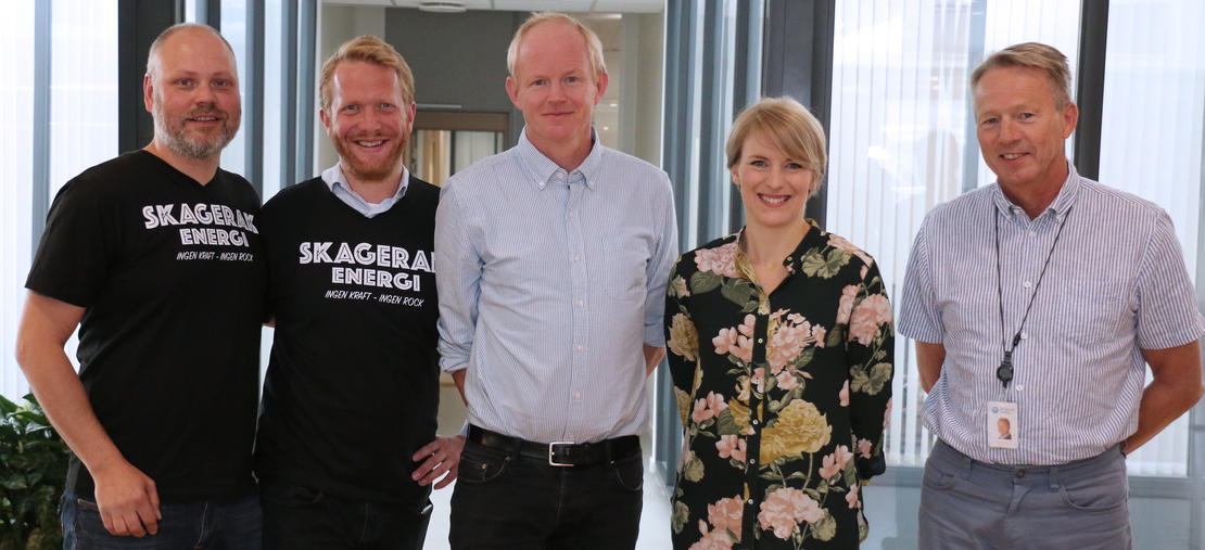 Norheim, Naper, Haltbrekken, Kaski og Barland