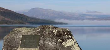 Tisleifjord fra Tisleifjord dam